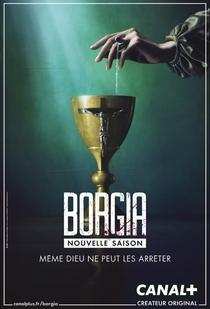 Borgia (2ª Temporada) - Poster / Capa / Cartaz - Oficial 5