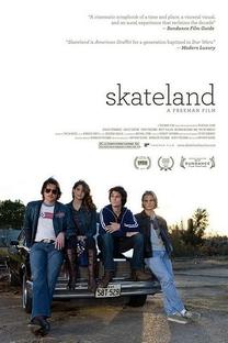 Skateland - Juventude Perdida - Poster / Capa / Cartaz - Oficial 1