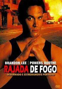 Rajada de Fogo - Poster / Capa / Cartaz - Oficial 2