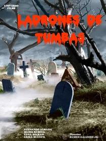 Ladrões de Túmulos  - Poster / Capa / Cartaz - Oficial 1