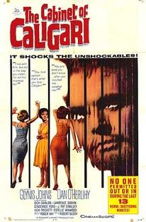 A Mansão do Dr. Caligari - Poster / Capa / Cartaz - Oficial 4