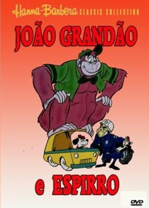 João Grandão - Poster / Capa / Cartaz - Oficial 1