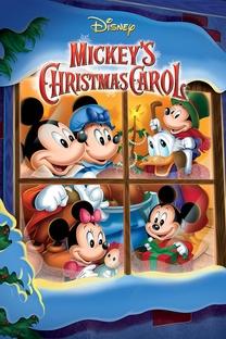O Conto de Natal do Mickey - Poster / Capa / Cartaz - Oficial 1