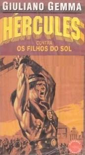 Hércules Contra os Filhos do Sol  - Poster / Capa / Cartaz - Oficial 4