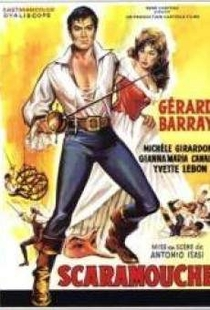As Aventuras de Scaramouche - Poster / Capa / Cartaz - Oficial 1