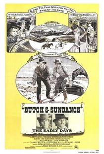 A Juventude De Butch Cassidy - Poster / Capa / Cartaz - Oficial 1