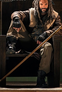 Khary Payton - Poster / Capa / Cartaz - Oficial 2