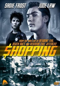Shopping - O Alvo do Crime - Poster / Capa / Cartaz - Oficial 3