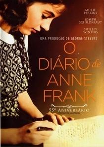 O Diário de Anne Frank - Poster / Capa / Cartaz - Oficial 7