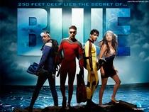 Blue - Poster / Capa / Cartaz - Oficial 2
