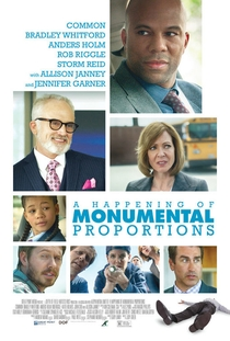 A Happening of Monumental Proportions - Poster / Capa / Cartaz - Oficial 1