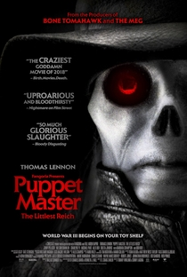 Puppet Master - The Littlest Reich - Poster / Capa / Cartaz - Oficial 2
