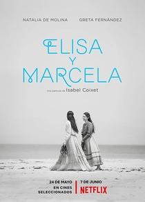 Elisa & Marcela - Poster / Capa / Cartaz - Oficial 1