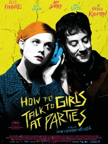 How to Talk to Girls at Parties - Poster / Capa / Cartaz - Oficial 3