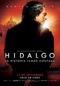 Hidalgo - A História Jamais Contada - Poster / Capa / Cartaz - Oficial 1