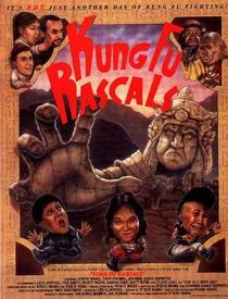 Kung Fu Rascals - Poster / Capa / Cartaz - Oficial 1