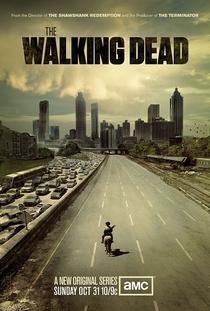 The Walking Dead (1ª Temporada) - Poster / Capa / Cartaz - Oficial 1