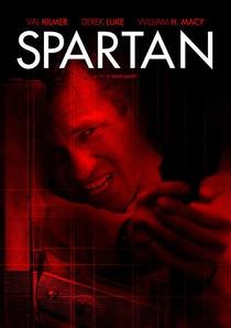 Spartan - Poster / Capa / Cartaz - Oficial 4