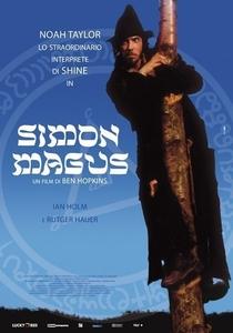 Simon mágus - Poster / Capa / Cartaz - Oficial 3