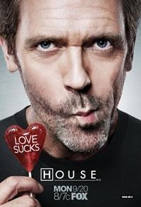 Dr. House (7ª Temporada) - Poster / Capa / Cartaz - Oficial 3