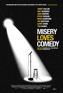 Misery Loves Comedy - Poster / Capa / Cartaz - Oficial 1