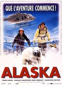 Alaska - Uma Aventura Inacreditável - Poster / Capa / Cartaz - Oficial 3