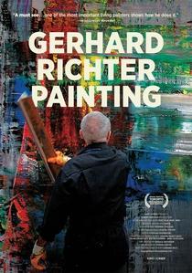 A Pintura de Gerhard Richter - Poster / Capa / Cartaz - Oficial 1