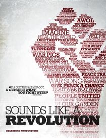 Sounds Like Revolution - Poster / Capa / Cartaz - Oficial 1