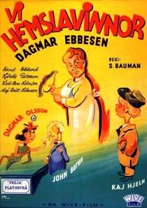 Vi Hemslavinnor  - Poster / Capa / Cartaz - Oficial 1