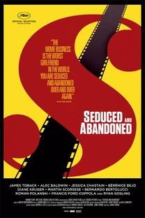 Seduzido e Abandonado - Os Bastidores de Cannes - Poster / Capa / Cartaz - Oficial 1