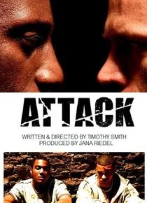 Attack - Poster / Capa / Cartaz - Oficial 1