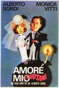 Amor, Ajuda-me - Poster / Capa / Cartaz - Oficial 1