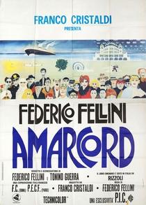 Amarcord - Poster / Capa / Cartaz - Oficial 9