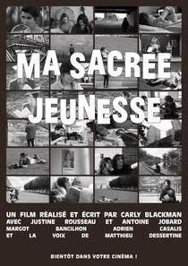 Ma sacrée jeunesse  - Poster / Capa / Cartaz - Oficial 1