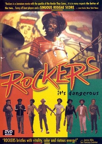 Rockers The Movie - Poster / Capa / Cartaz - Oficial 1