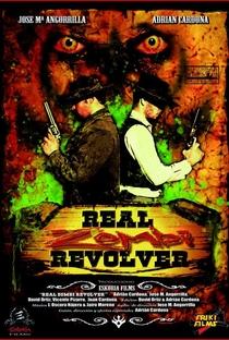 Real Zombi Revolver - Poster / Capa / Cartaz - Oficial 1