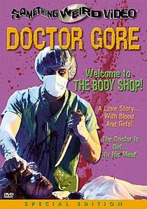 Doctor Gore - Poster / Capa / Cartaz - Oficial 1