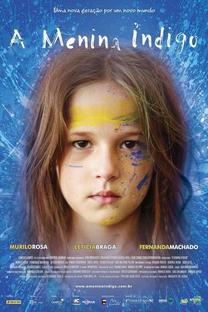 A Menina Índigo - Poster / Capa / Cartaz - Oficial 3