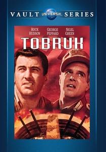 Tobruk - Poster / Capa / Cartaz - Oficial 7
