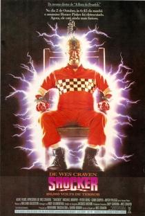 Shocker - 100.000 Volts de Terror - Poster / Capa / Cartaz - Oficial 2