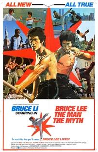 Bruce Lee: O Homem e o Mito - Poster / Capa / Cartaz - Oficial 1