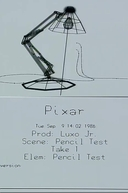 Luxo Jr. [Pencil Test] (Luxo Jr. Pencil Test)