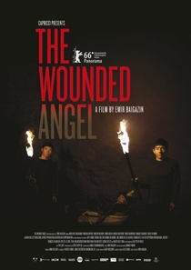 The Wounded Angel - Poster / Capa / Cartaz - Oficial 1