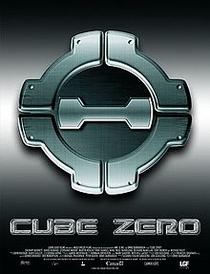 Cubo Zero - Poster / Capa / Cartaz - Oficial 1