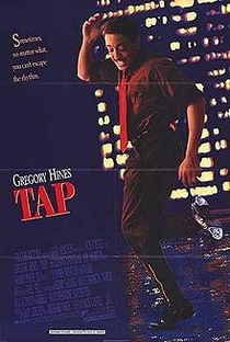 Tap - A Dança de Duas Vidas - Poster / Capa / Cartaz - Oficial 1