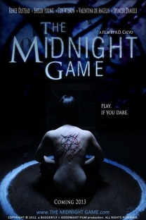 The Midnight Game - Poster / Capa / Cartaz - Oficial 2