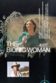A Mulher Biônica (1ª Temporada) - Poster / Capa / Cartaz - Oficial 2
