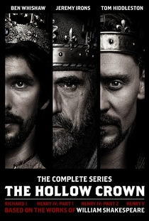 The Hollow Crown (1ª Temporada) - Poster / Capa / Cartaz - Oficial 1