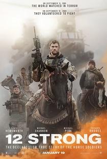 12 Heróis - Poster / Capa / Cartaz - Oficial 2