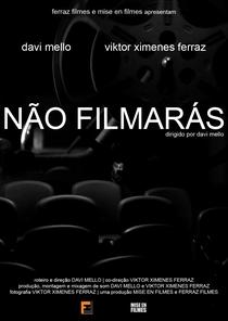 Não Filmarás - Poster / Capa / Cartaz - Oficial 1